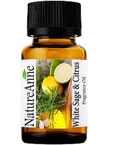 - White sage & Citrus Premium Grade Fragrance Oil