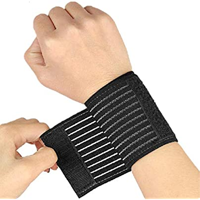 DHDHWL Wristbands Pcs Bandage Wrist Support Powerlifting Dumbbell Fitness Straps Gym Bracelet Wristband Hand Brace Carpal Tunnel Wrist Wrap Guard C Estimated Price £11.90 -
