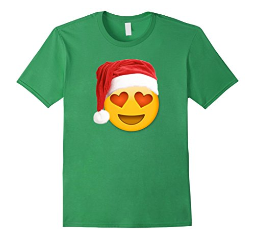 Men's Emoji Christmas T Shirt