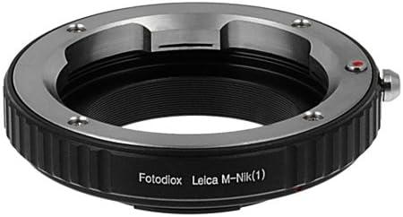 fits Nikon J1 and V1 Fotodiox Tamron Adaptall II Lens Adapter for Nikon 1 Series Mirrorless Camera