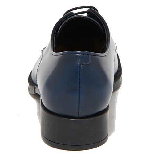 blu DERBY TOD'S Blu scarpe scarpe shoes donna allacciate women 9174N AWnI1vW