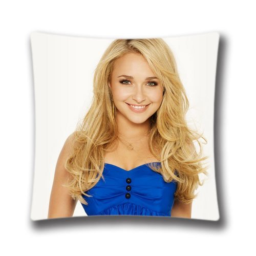 Hayden Baby Bedding - Abstract Spring Pillowcase 18X18 inch twin sides Hayden Panettiere Pattern Pillow Cover Cases,Art5632
