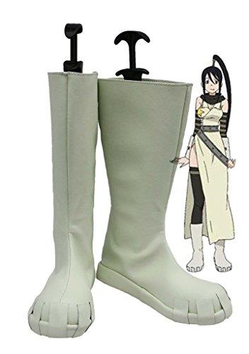 Âme Mangeur Tsubaki Nakatsukasa Cosplay Chaussures Bottes Sur Mesure