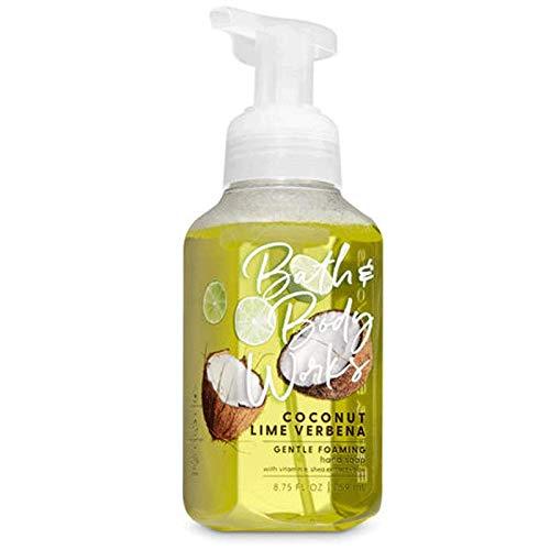 スペード摂氏度カスタムバス&ボディワークス ココナッツライムバーベナ ジェントル フォーミング ハンドソープ Coconut Lime Verbena Gentle Foaming Hand Soap