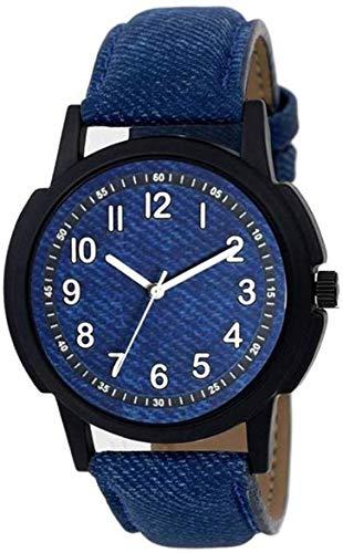 FENTIQ Analogue Blue Dial Men's & Boy's Watch RWS0216S