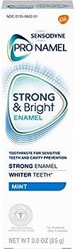 Sensodyne Pronamel Strong And Bright Enamel Toothpaste