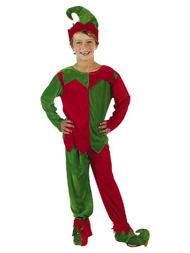 Fun Express Child Elf Costume