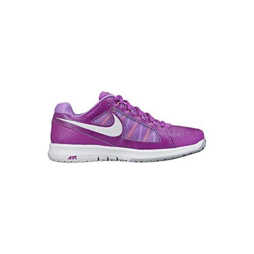 Nike Wmns Air Vapor Ace - Zapatillas deportivas para mujer, color rosa / blanco / morado / naranja, talla 41