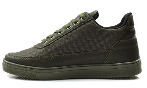 free shipping best store to get low price cheap price CAPRIUM Men's Hi-Top Trainers Dark Green best store to get online QscCRy50Nw