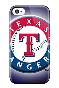 Faddish Phone Texas Rangers Case For Iphone 4/4s / Perfect Case Cover