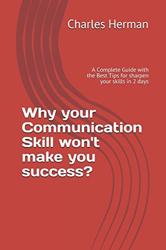 your communication Skill wont success
