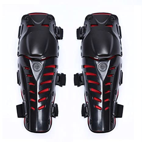 FidgetFidget Adult Knee Armor Guard Pads Protectors ATV Motocross Dirt Bike Motorcross HOT