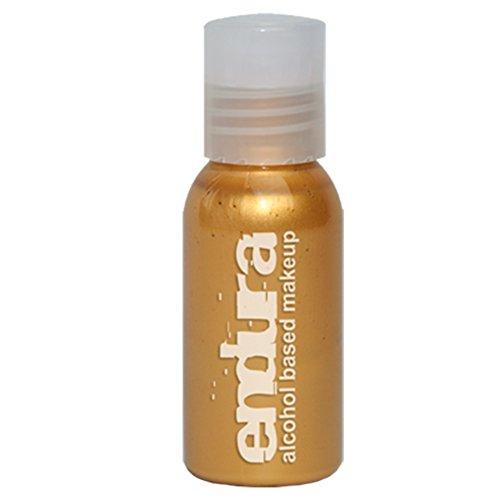 Gold Airbrush Makeup - 3