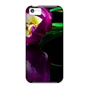 MeSusges BOdbgIW2963exjbb Case Cover Skin For Iphone 5c (the Beauty Of A Single Tulip)