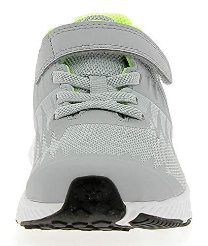 Nike Zapatillas psv Runner 002 Unisex Star volt Multicolor Grey De Niños Para Running wolf black rtqwrAf