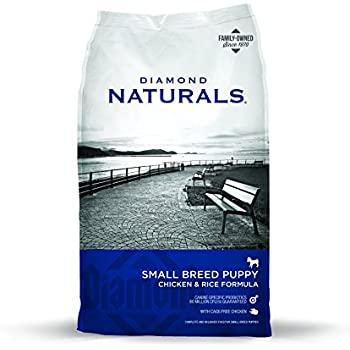 Puppy Diamond Dog Food >> Diamond Naturals Small Breed Puppy Real Meat Recipe Natural Dry Dog