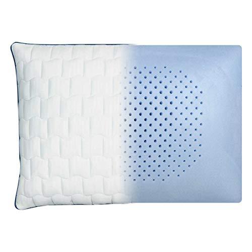 Cheap Carpenter Isotonic Perfect Cool Memory Foam Pillow, Standard Queen, 18 inch x 24 inch isotonic pillow