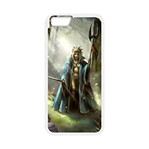 iPhone 6 Plus 5.5 Inch Cell Phone Case White Baldurs Gate Custom FDFNHHGSD4086