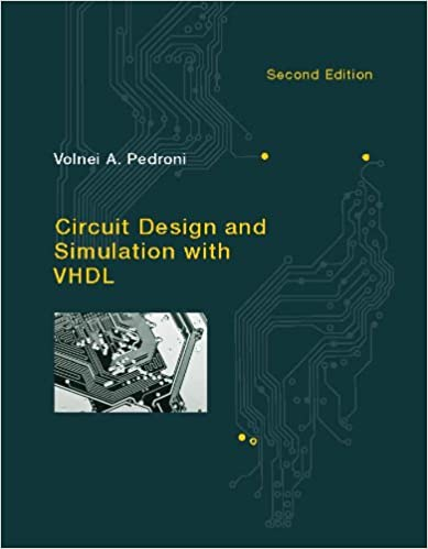 Amazon com: Circuit Design and Simulation with VHDL (The MIT