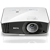 BenQ MU686 WUXGA 3500-Lumens DLP 3D Home Theater Projector (Black/White)