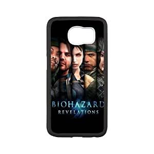 Personalized Fantastic Skin Durable Rubber Material Samsung Galaxy s6 Case -Resident Evil
