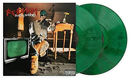 Muddy Waters - Exclusive VMP Club Edition Green With Black Smoke