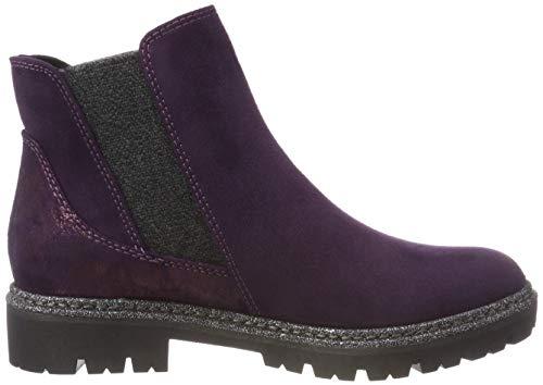 Marco purple Comb Chelsea 515 Tozzi Stivali Donna 25841 Viola 31 qwBCAnqxF