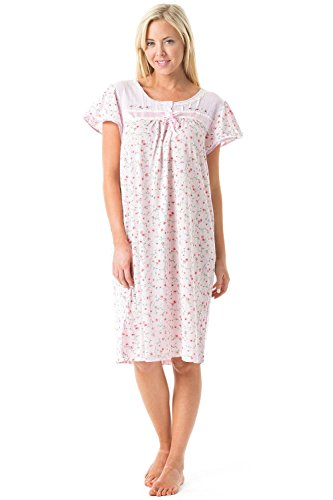 Casual Nights Womens Sleeve Nightgown product image