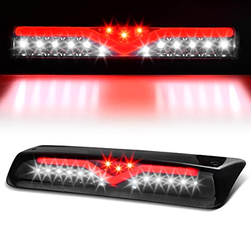 LED 3rd Brake Light for Ford F150 2004-2008, Ford Explorer Sport Trac 2007-2010, Lincoln Mark LT 2006-2008 High Mount Trailer Cargo Lamp Smoke