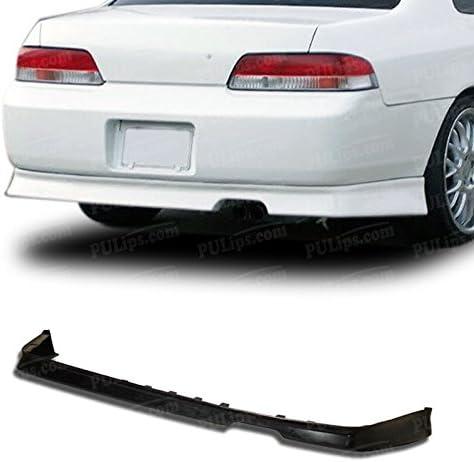 HFP Style Rear Bumper Lip Spoiler For Honda Prelude 1997-2001 PULIps HDPL97OPTRAD