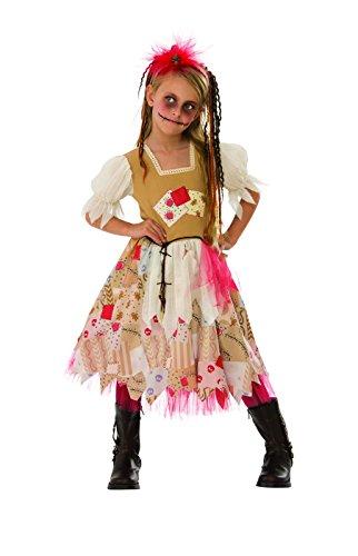 Rubie's Voodoo Girl Child's Costume, -