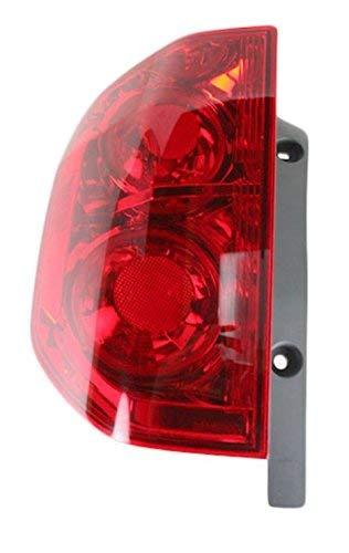 Taillight Taillamp Rear Brake Light Lamp LH Left Driver Side for 03-05 Pilot