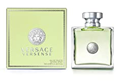 Versace Versense Perfume by Versace, Versace Versense is a unique and exciting perfume for women, released in 2009 . The blend is comprised of natural components that are meant to evoke the Mediterranean with each spray. The fragrance opens w...