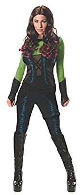 Secret Wishes Women's Guardians of the Galaxy Gamora Costume