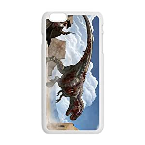 Creative Dinosaur Custom Protective Hard Phone Cae For Iphone 6 Plus