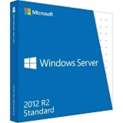 MICROSOFT Windows Server 2012 R.2 Standard 64-bit - Complete Product / P73-05971 /