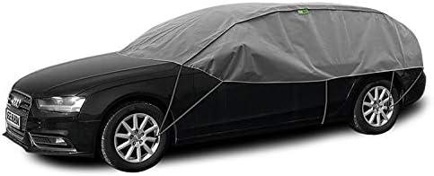 Kegel Blazusiak Halbgarage Winter L-XL kompatibel mit Citroen C4 UV Schutz Auto Abdeckung