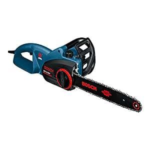 Bosch Professional 0601597603 Motosierra eléctrica 2100 W, 2100 V, espada Double Guard 35 cm, cadena 35 cm