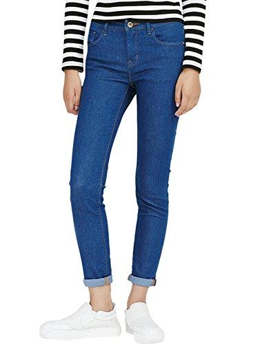meters-bonwe-womens-brief-solid-skinny-denim-pencil-pants-blue-l