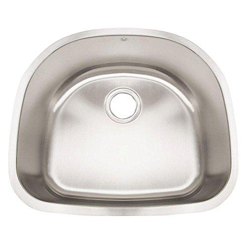 Artisan AR2321D9-D 23 1/2 X 9 X 19 Standard D-bowl Undermoun
