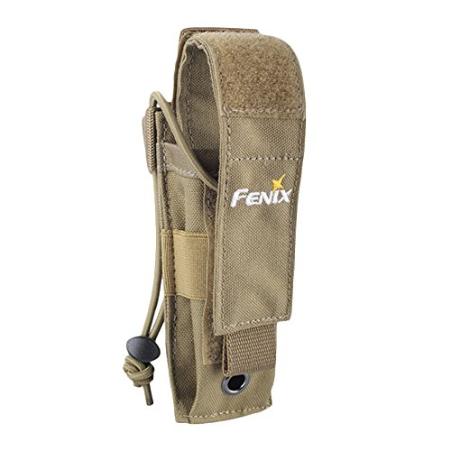 Fenix Tactical Flashlight Battery Adjutable