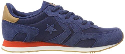 bleu Pavot Unisexe Blau 426 Foudre Converse uf Clair Blanc Coup Marine Erwachsene Sneaker Brillant B De OHSnSqUBp