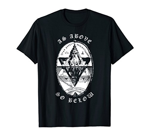 Alchemy Symbol T-Shirt | As Above So Below ()
