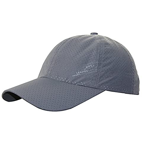 Womens Mens Breathable Running Golf Tennis Travel Baesball Quick-dry Sun Cap Hat - Cotton Tennis Hat