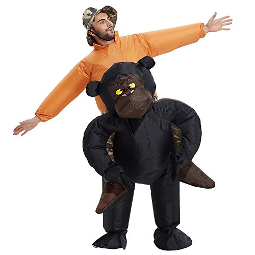 TOLOCO Inflatable Halloween Costume (orangutan) -