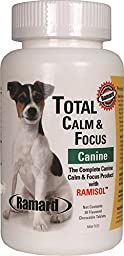 Ramard RAM-TCFC 30 Count Total Calm and Focus for Dogs