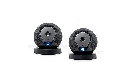 Cocoon Sistema de cámara de Seguridad para Interior y hogar, con detección de Movimiento en