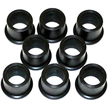 2002-2008 Yamaha Grizzly 660 4x4 Set of Front Upper /& Lower A-Arm Bushing Kits