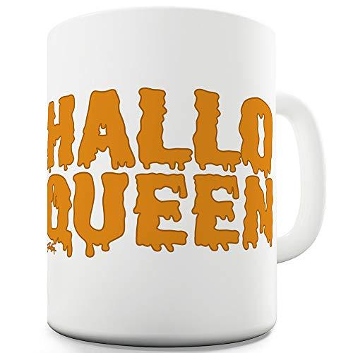 Hallo-queen Halloween 11 OZ Funny Mugs For Men -