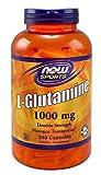 Now Foods L-Glutamine 1000 mg - 240 Capsules
